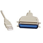 USB-Parallel Adapter