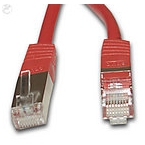 Equip FTP CAT6 Patchkabel 50cm rot