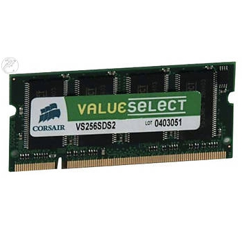 512MB Corsair SO DDR333