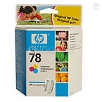 HP 78 C6578DE Color