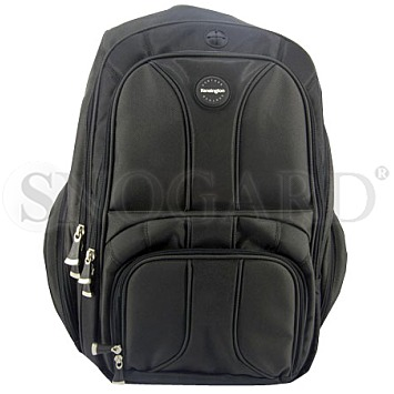 Kensington Contour Backpack schwarz