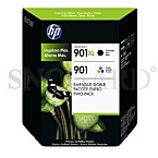 HP 901XL/901 Combo Pack