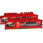 16GB G.Skill F3-12800CL10D-16GBXL DDR3-1600 RipjawsX Kit