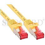 InLine 76402Y S/FTP CAT6 Patchkabel 2m gelb