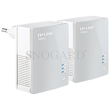 TP-Link 500Mbit Nano Powerline TL-PA4010 Starter Kit
