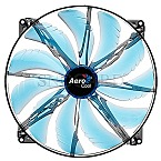 Aerocool Silent Master LED 200mm blue