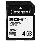 4GB Intenso 3411450 SDHC Class 10 High Speed