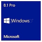 Windows 8.1 Professional DSP 64bit dt.
