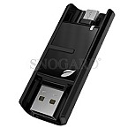 16GB Leef LBR00BB016E6U Bridge USB 2.0 Flash Drive schwarz