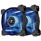 Corsair Air Series 2x AF120 LED Blue Quiet Twin Edition