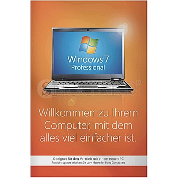 Windows 7 Professional 32bit SP1
