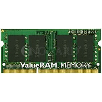4GB Kingston KVR13S9S8/4 SO DDR3 ValueRAM
