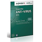 Kaspersky Anti-Virus 2015 FFP 1 User (KL1161GBAFS-FFP)