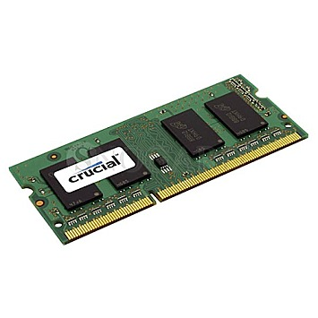 4GB Crucial Memory for Mac SO-DIMM DDR3L-1333 CL11