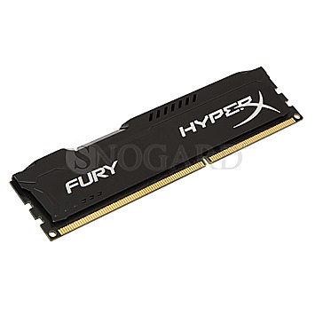 8GB Kingston HyperX FURY DDR3-1600 CL10