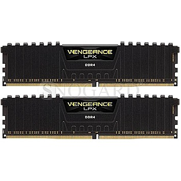 8GB Corsair CMK8GX4M2A2666C16 DDR4-2666 Vengeance LPX Kit