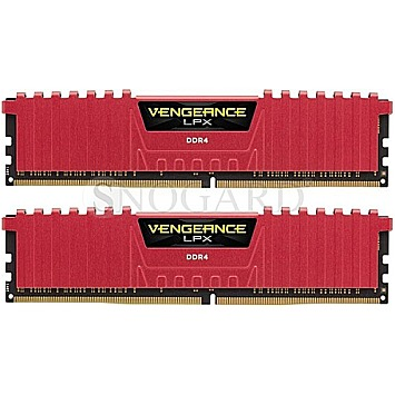 8GB Corsair CMK8GX4M2A2666C16R DDR4-2666 Vengeance LPX Kit