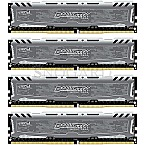 32GB Crucial BLS4C8G4D240FSB DDR4-2400 Kit 4x 8GB