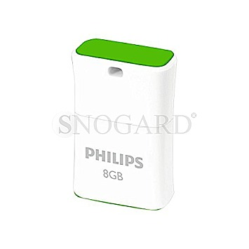 8GB Philips Pico USB 2.0