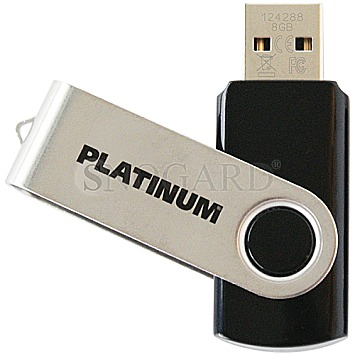 8GB Platinum TWS Twister USB 3.0