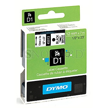 Dymo 45013 Labelband 12mm