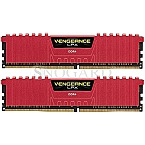 16GB Corsair Vengeance LPX rot DIMM Kit 16GB, DDR4-2400