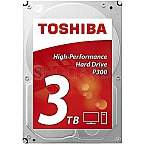 3TB Toshiba P300 High-Performance SATA 6Gb/s bulk