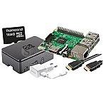 Raspberry Pi 3 Model B 1GB Starter Kit 16GB microSDHC 1.5m HDMI-Kabel schwarz
