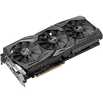 8GB ASUS ROG STRIX-GTX1070-8G-GAMING