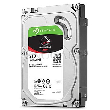 2TB Seagate IronWolf NAS HDD