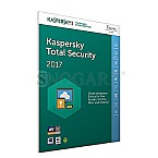 Kaspersky Total Security Multi Device 2017 3 User