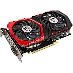 4GB MSI GTX 1050 Ti Gaming X