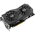 4GB ASUS STRIX-GTX1050TI-O4G-GAMING
