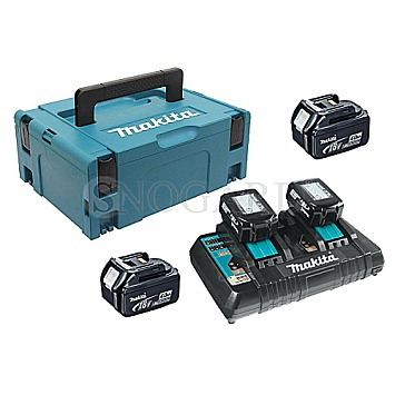 Makita Power Source Kit 18V 4x5Ah