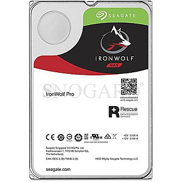 4TB Seagate IronWolf Pro NAS HDD