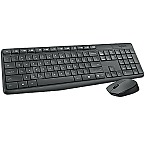 Logitech Wireless Desktop MK235