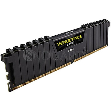 8GB Corsair DDR4-2400 Vengeance LPX Black