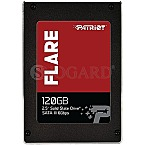 "120GB Patriot Flare 2.5"" SSD"