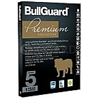 BullGuard Premium Protection 1Y/5Device Attach Soft-Box