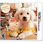 Nintendogs+cats: Golden Retriever 3DS