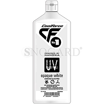 Nanoxia CF1 UV Opaque White Cooling Fluid Pro 1000ml