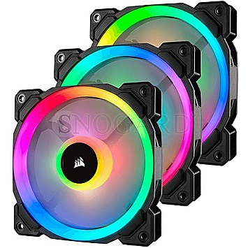 Corsair LL Series LL120 RGB 120mm 3er Pack