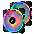 Corsair LL Series LL140 RGB 140mm 2er Pack