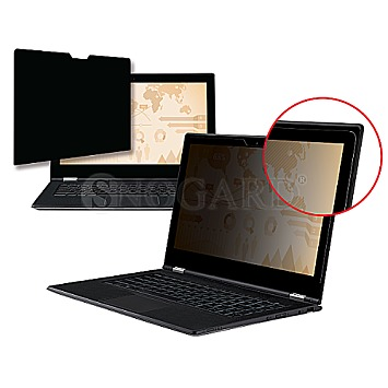3M PF133W9E TouchLaptop Privacy Filter 16:9 schwarz