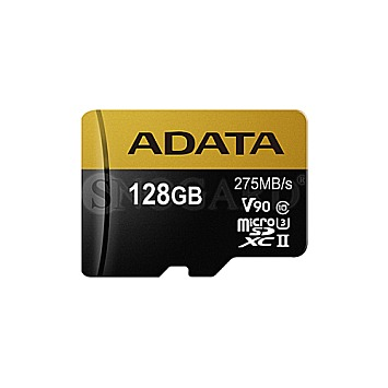 128GB A-DATA Premier ONE microSDXC Kit