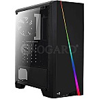 AeroCool Cylon RGB Window Black