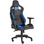 Corsair T1 Race Gaming Chair 2018 schwarz/blau