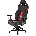 Corsair T2 Road Warrior Gaming Chair schwarz/rot