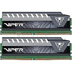 16GB Patriot PVE416G266C6KGY Viper 4 Elite DDR4-2666 Kit grau
