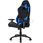 AKRACING Core EX Black/Blue Gaming Chair schwarz/blau